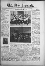 COLUMBUS, OHIO, SATURDAY, MAY 18, 1901. NUMBER 36.