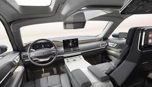 2018 lincoln navigator interior. contemporary interior 2017 lincoln navigator concept interior inside 2018 lincoln navigator