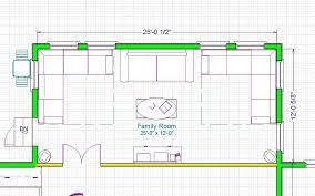 Building A House Archives  Scissors U0026 SpatulasFamily Room Floor Plan