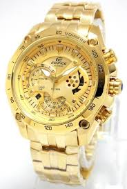 buy casio 550 full gold chain watch for men online best prices buy casio 550 full gold chain watch for men online
