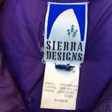 Sierra Designs Rn 60918 Vintage 90s Heavyweight Sierra Designs Winter Depop
