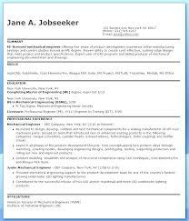 Mechanical Design Engineer Resume Samples Engineering Designer Sample Resume Podarki Co