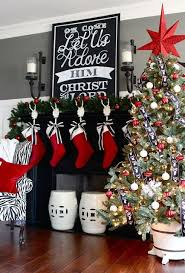 Country Living Christmas Home Tours Day Five | Wonderful time, Red plaid  and Plaid