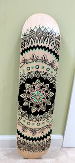 I love your art hon make me a work of art on a less then ordinary canvas  like a blank skateboard deck :) Mandala Designs