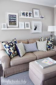 Wall Living Room Decorating Ideas