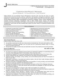 Construction Manager Resume Construction Manager Resume Sample Manager Resume Examples 24 1