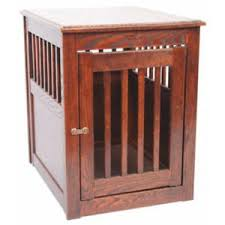 furniture style dog crate. Image Is Loading Dynamic-Accents-Medium-Oak-End-Table-Mahogany-Furniture- Furniture Style Dog Crate