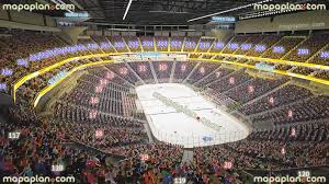 Mgm Grand Arena Virtual Seating Chart New T Mobile Arena Mgm Aeg View From Section 119 Row K