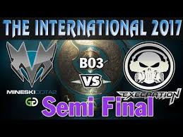 dota 2 live mineski vs execration bo 3 semi final the