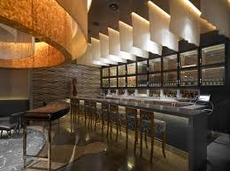 Bar Modern Theme Restaurant Designs