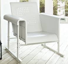 awesome outdoor glider chair