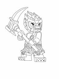 Small Picture Lego Chima Coloring Pages Fantasy Coloring Pages