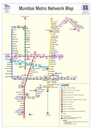 Metro Rail Fare Chart Mumbai Metro Trains 2019 Routes Timetable Fares Stations