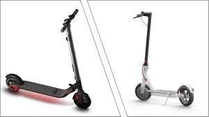 a thorough evaluation segway kickscooter es2 vs xiaomi mijia electric scooter m365