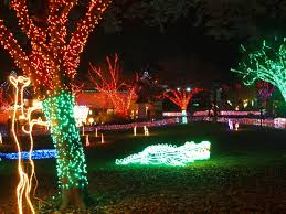 Vasona Holiday Lights Christmas Lights In The Pacific Northwest Pacific
