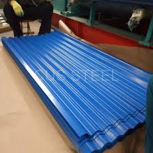 enamel paint corrugated metal roofing ppgi steel ceiling panel pictures photos