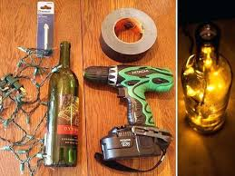 fresh wine bottle lamp diy and 85 wine bottle table lamp diy