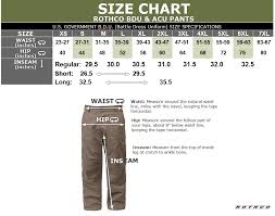 Army Combat Uniform Pants Black Acu Digital Camo Woodland