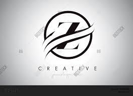 Z Logo Design Vector Z Letter Icon Logo Vector Photo Free Trial Bigstock