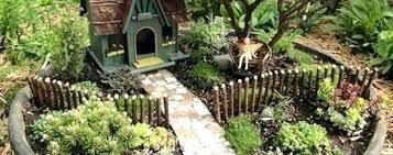 fairy gardens ideas. Fairy Garden Layout Ideas Plans Gardens F