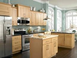 Light Wood Kitchen Cabinet Large Size Of Cabinets Kitchen Paint