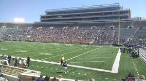 Notre Dame Stadium Section 24 Rateyourseats Com