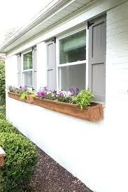 Flower box design Plants Cat Window Box Diy Building Window Boxes Love How Simple They Were To Build And What Great Impact Building Window Boxes Home Design 3d Blueprints Pideya Cat Window Box Diy Building Window Boxes Love How Simple They Were