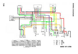 honda trxsx wiring diagram honda wiring diagrams