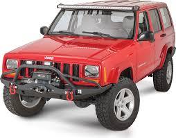 1997 Jeep Cherokee Light Bar