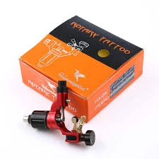 Original Hummingbird Red Gen 2 <b>Rotary tattoo machine</b> swiss motor ...