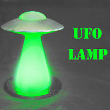 Glow In The Dark Ufo Lamp 6 Steps With Pictures