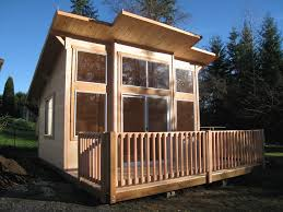 mighty cabana mc1216 cabin with optional deck