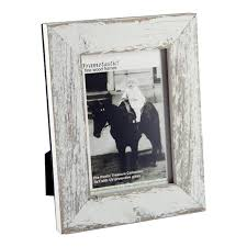 frametastic 8x10 authentic distressed wood ready made frame style eco1 w 80 frame it waban gallery