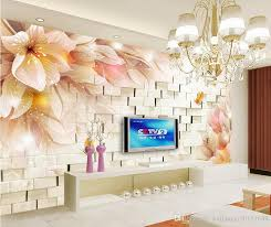 fashion 3d home decor beautiful fantasy flowers 3d stereo tv wall wallpaper for walls 3 d for living room wallpaper hd wallpapers wallpaper hd widescreen