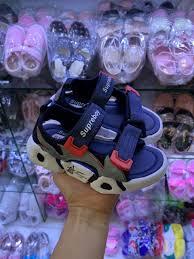 Sandal bé trai 3 - 6 tuổi đế EVA siêu... - Bán Sỉ Lẻ Giày Dép Trẻ Em Xuất  Khẩu