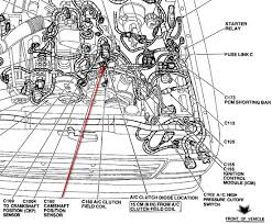 engine diagram 94 ford ranger engine wiring diagrams online