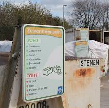 Hoe Sorteer Ik Afval Op Het Recyclagepark Incovo