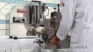 SIRMAN Машина для производства пасты SIRpasta - YouTube