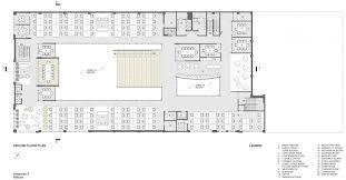 2nd flr plan atlassian offices studio sarah willmer
