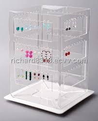 Earring Stands And Displays Cool 32 Earring Display Stand Earring Display Jewelry Necklace Display