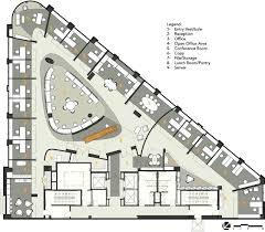 plan office layout. Designing Office Space Layouts Diagonals And Curves Floor Plan Layout Home