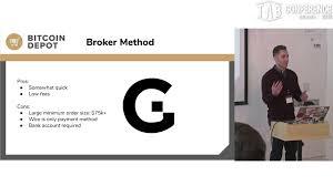 TabConf 2018 - Brandon Mintz - The Value of Bitcoin ATMs - YouTube