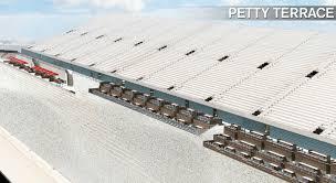New Las Vegas Motor Speedway Grandstands Project 2018