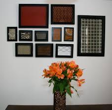 ... Orange Framed Fabric Wall Art Flower Plant Sample Koothoot Design  Popular Types White Wallpaper Personalized ...