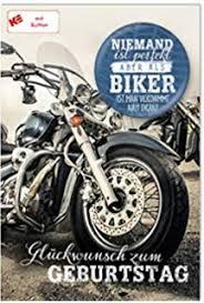 Witzige Geburtstagskarte Alter Ist Nichts Für Feiglinge Motorrad
