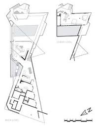 plans of architecture (alvaro siza, leça swimming pools, 1966 Eames House Plan Section Elevation john lautner's sheets goldstien house plans Eames House Interior
