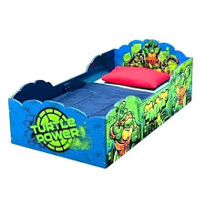 Ninja Turtle Bed Set Comforter Twin Turtles Bedding Small Teenage ...
