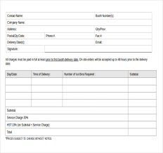 Delivery Document Template Magdalene Project Org