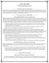 Resume Objective Samples Customer Service Jk Director Of Customer