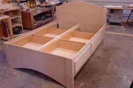 storage bed plans. Contemporary Plans Storage Bed Plans Queen In Storage Bed Plans